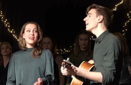 De Muzikale Menukaart | Hilde & Ruben